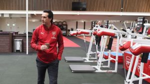 Arsenal boss Unai Emery: Transfer business complete