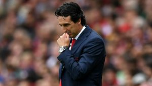 Emery needs four transfer windows to impact Arsenal – Wright