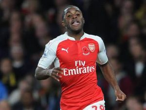 Transfer: Arsenal agree deal to sell striker to Serie A club
