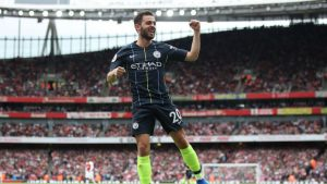 Arsenal vs. Manchester City score, recap: Pep Guardiola's squad spoils Unai Emery's debut at the Emirates