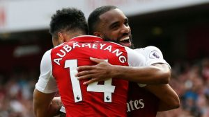 Lacazette & Aubameyang are Wenger's biggest legacy at Arsenal – Keown