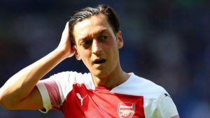 'Racism must come to an end!' – Turkey president Erdogan reiterates support for Arsenal star Ozil