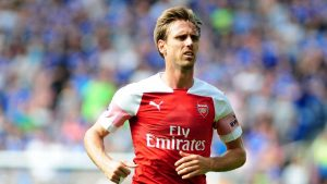 Nacho Monreal in 'contact' with Arsenal over new deal amid Barcelona links