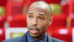 Arsenal legend Henry tipped by Pires to be top boss after learning from Wenger & Guardiola