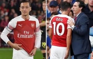 7am Arsenal news and transfer gossip: Gunners concede controversial penalty in Crystal Palace draw as Mesut Ozil is slammed