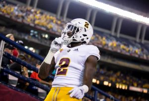Transfer Brandon Aiyuk emerging as weapon in ASU offensive arsenal