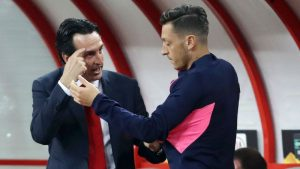 Ozil needs to give us more consistency, says Arsenal boss Emery