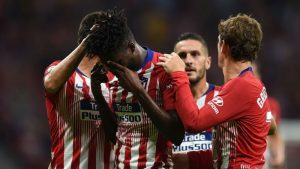Partey admits Atletico season frustrations amid PSG and Arsenal transfer rumours