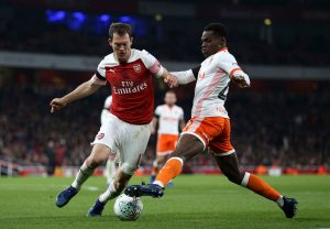 Liverpool to offer test of Arsenal's improvement under Emery