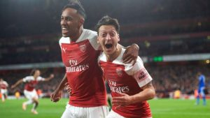 Injuries will limit Arsenal options against Sporting Lisbon – Unai Emery