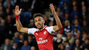Arsenal striker Pierre-Emerick Aubameyang withdraws from Gabon squad to host Mali