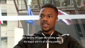 Other Sports: Ex-Arsenal star Akpom revitalising his career in Greece