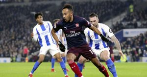 Locadia equalizer helps Brighton draw with Arsenal 1-1