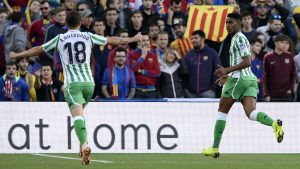 Who is Junior Firpo? The Arsenal and Man City-linked left-back who scored vs Barcelona