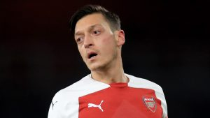 'We're all behind Mesut' – Kolasinac insists Arsenal are backing Ozil