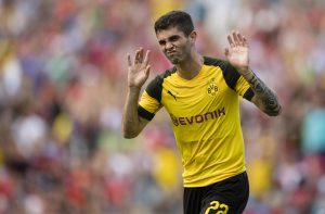 Arsenal and Spurs both missed out on Pulisic before his Chelsea transfer