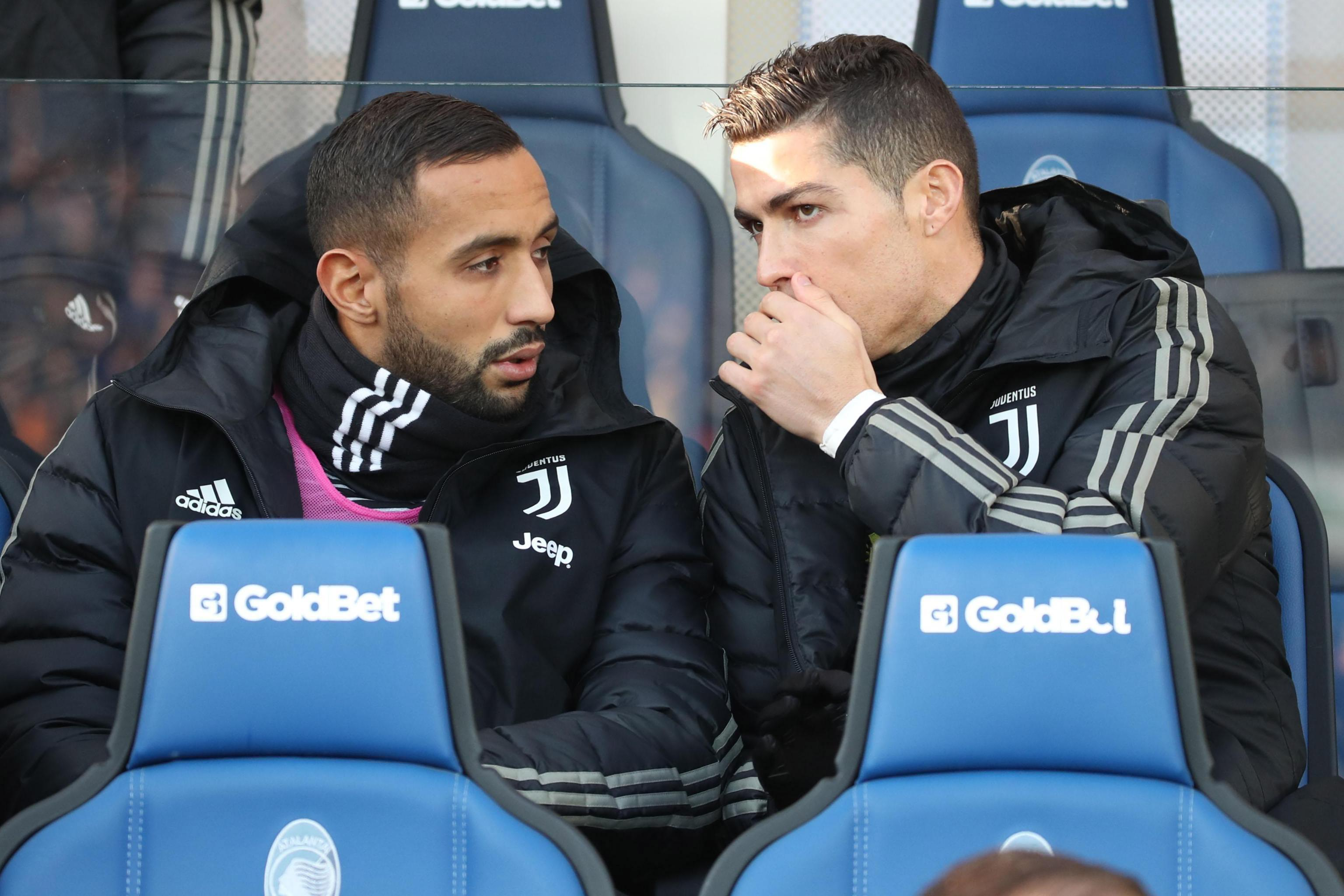 Medhi Benatia has spent most of this season on the bench at Juventus