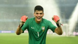 Arsenal 4am transfer news: Gunners chase Brazilian 'keeper, Ramsey latest and Emery admits club are skint