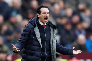 Emery admits Arsenal are not a quick fix and it could take years to get them right