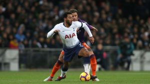 Transfer Talk: Spurs' Moussa Dembele off to China; Arsenal eye Yannick Carrasco