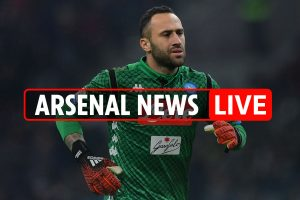10am Arsenal transfer news LIVE: Ospina future in doubt, players show support for Ozil, Manolas catching Gunners' eye