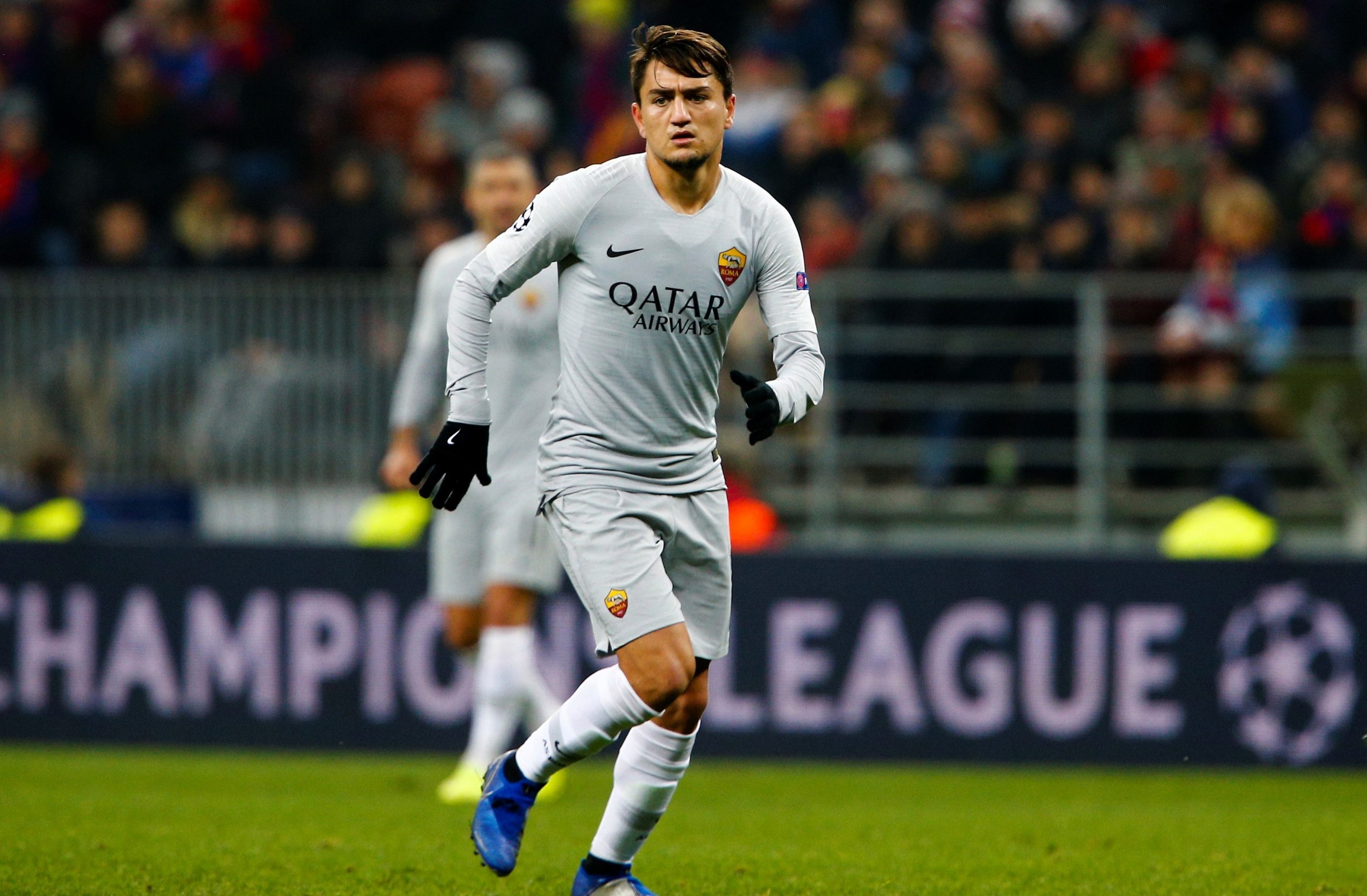 Arsenal target Cengiz Under could be on the move from Roma in the summer