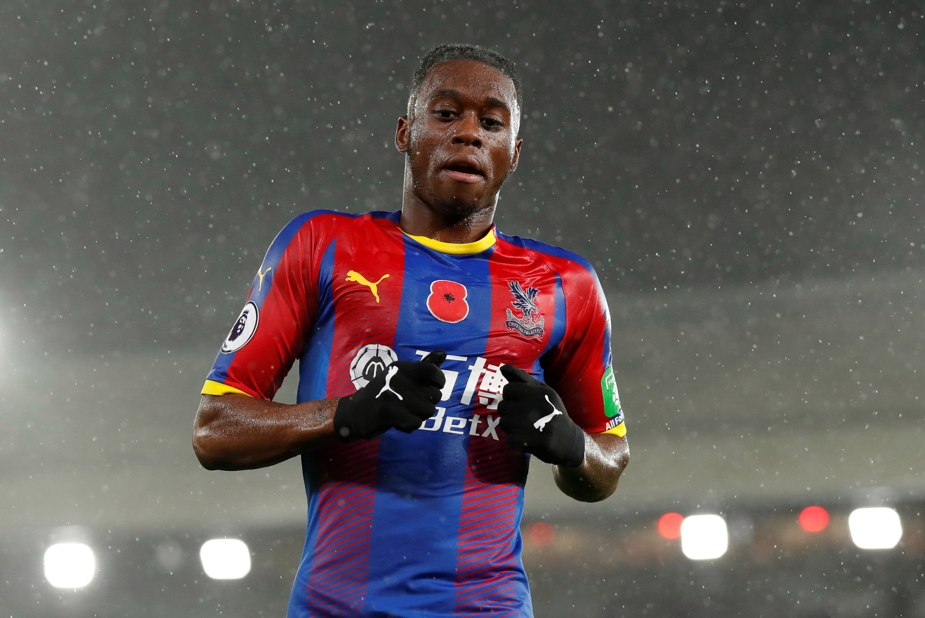 Crystal Palace right-back Aaron Wan-Bissaka is a summer target for Arsenal