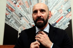Arsenal 'secure £2.5m deal for transfer guru Monchi' who clinched deals for Rakitic, Kluivert and N'Zonzi