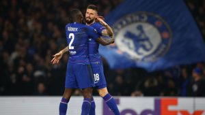 Chelsea and Arsenal get favourable Europa League round of 16 draws