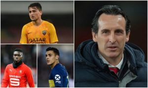 Arsenal news LIVE: Gunners transfer hinges on Brexit, Unai Emery targets THREE signings