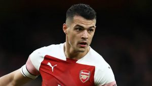 Arsenal prioritising the Premier League over Europa League glory, says Xhaka