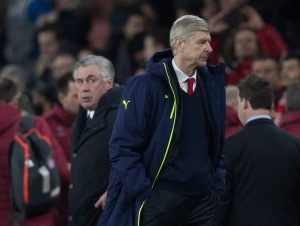 Arsene Wenger 'didn't want Emery to replace him at Arsenal and preferred Carlo Ancelotti'