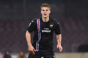 Man Utd and Arsenal both monitor £22m transfer for Sampdoria ace Andersen to boost defensive options in summer