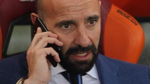 Recruitment guru Monchi leaves Roma amid Arsenal & PSG links