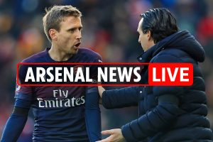 10am Arsenal transfer news LIVE: Spurs north London derby, Monreal set for shock Barcelona move, £4m Brazilian teen linked