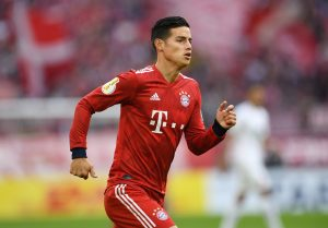 Arsenal transfer target James Rodriguez now classed as 'European' after getting a Spanish passport but Real Madrid still don't want him