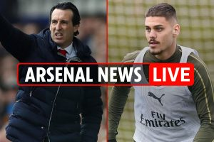 10pm Arsenal transfer news LIVE: Ineligible Mavropanos and youth keeper called-up, Stuttgart eye Mislintat, Emery's warning