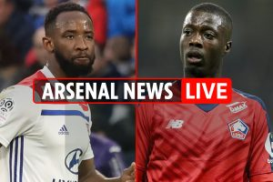 9am Arsenal transfer news LIVE: Watford build-up, Dembele linked with Gunners and Man Utd, Nicolas Pepe to leave Lyon