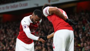 Arsenal's Aubameyang shares reservation on Unai Emery's tactics