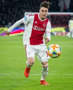 Arsenal set to miss out on £8m Nicolas Tagliafico as agent suggests Ajax left back wants Italy transfer