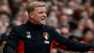 Arsenal see Fraser transfer door opened by Bournemouth boss Howe