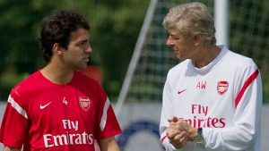 Fabregas sad to see Wenger's Arsenal reputation tarnished by forced exit