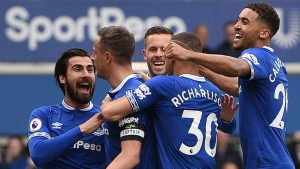 Silva confident Everton are back to their best after beating Arsenal
