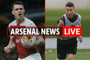 2.15pm Arsenal transfer news LIVE: Ruthless Gunners, Tottenham feud, and Wesley Moraes wants to replace Welbeck