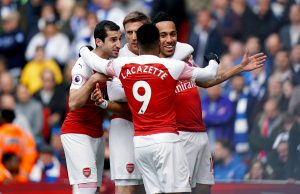Arsenal's top-4 hopes all but over after Brighton draw