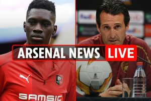 7am Arsenal transfer news LIVE: Emery to Barcelona, Ismaila Sarr £44m asking price, Umtiti could replace Koscielny
