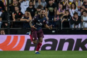 Atletico Madrid interested in signing Arsenal striker Alexandre Lacazette in summer transfer