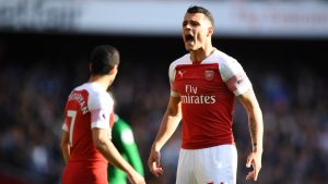 'It's something to make you proud' – Xhaka out to make Arsenal history