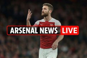 9.30am Arsenal transfer news LIVE: Mustafi to stay, Fraser bid after Europa League final, Ian Wright 'leaks new kit'