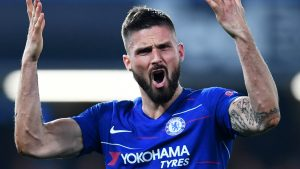 'My blood is blue now' – Giroud won't hold back against Arsenal in the Europa League